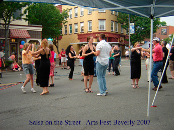 Salsa on the Street