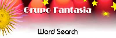 Word Search Page Header